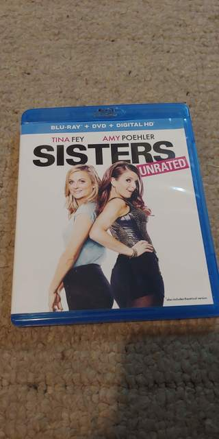 Sisters Unrated Blu-Ray