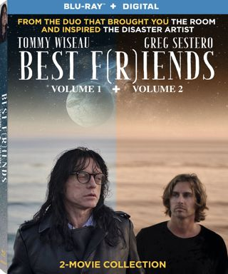 Best F(r)iends : Volume 1 & 2 (Digital HD Download Code Only) **Tommy Wiseau** **The Room**