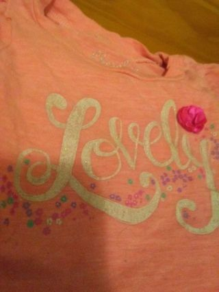 18 months pink shirt