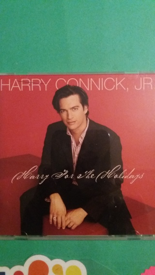 cd harry connick jr  harry for the holidays free shipping