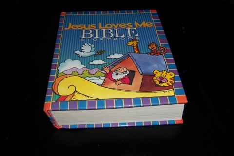 BIBLE Jesus Loves Me Storybook HB