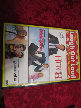 3 movies on 2 dvd discs