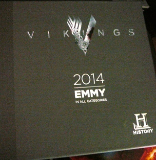 """'The Vikings"""" TV Series, Several Episodes"""