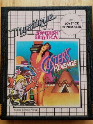 Custer's Revenge (rare) [Atari 2600]
