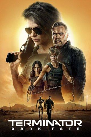 Terminator: Dark Fate movie ticket