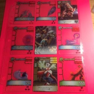 9 RedaKai Conquer the Kairu 2011 Cards!