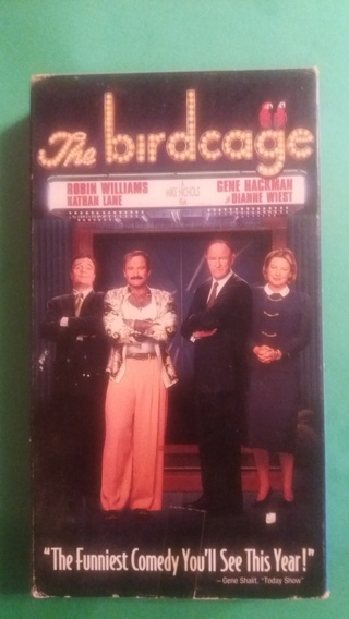 vhs the bird cage free shipping