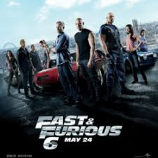 Fast and Furious 6 Extended Digital Movie Code HD Vudu Movies Anywhere