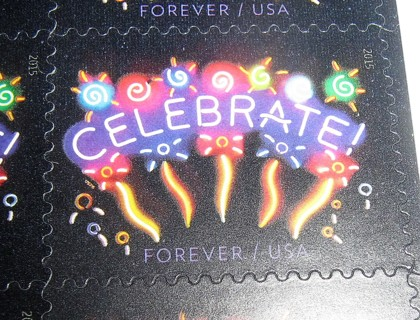 Five FOREVER Stamps To The Highest Bidder! New and Unused! --Free To Ship!--