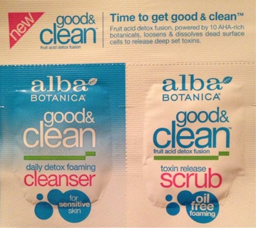 Alba Botanica Good& Clean