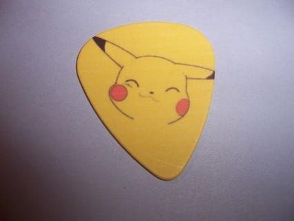 A Pokemon  Guitar Pick