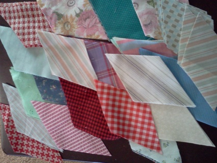 Huge lot of fabric # 4 lot Cloth for quilting