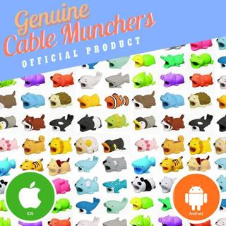 Genuine OFFICIAL Cable Bite Animal Muncher Chomper iPhone Wire Protector Android