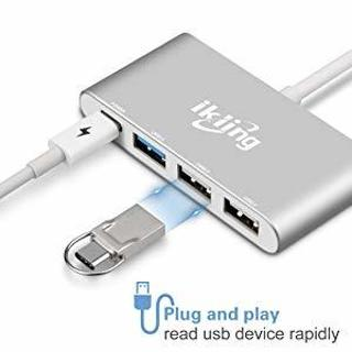 USB Adapter / Power... Google Pixel, MacBook, Lenovo  and more.