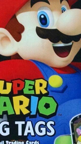Super Mario Dogtags GIN BONUS