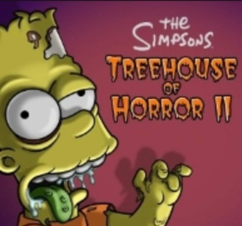 Free: Digital Copy of The Simpsons Treehouse of Horror Episode 2