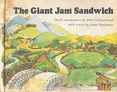The Giant Jam Sandwich - Hardbound