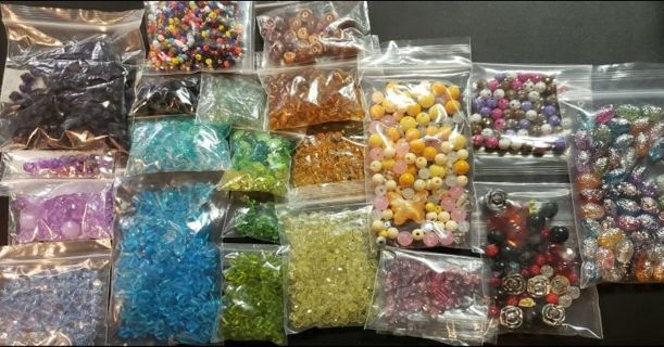 Huge Growing Bead Bundle Jewelry Making