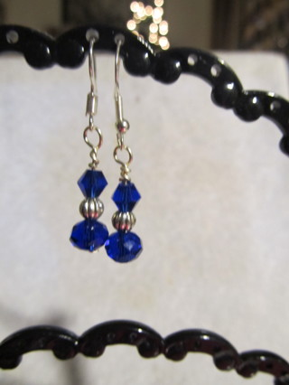 PAIR OF HANDMADE EARRINGS