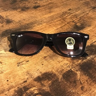 Rayban Black Wayfarer New Sunglasses