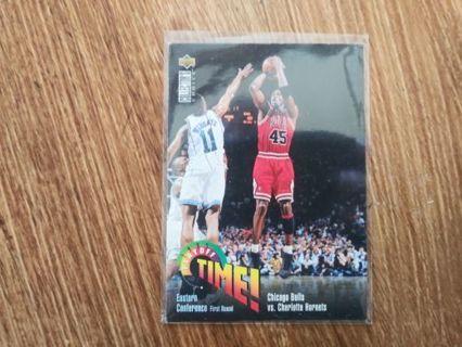 Upperdeck Michael Jordan
