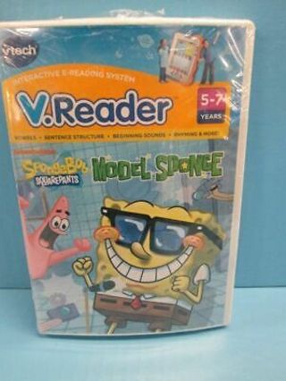 V. Reader Sponge Bob Square Pants