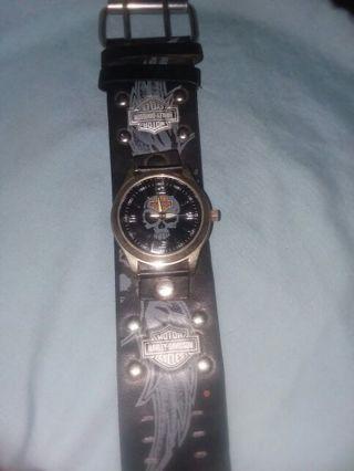 Harley Davaidson Watch