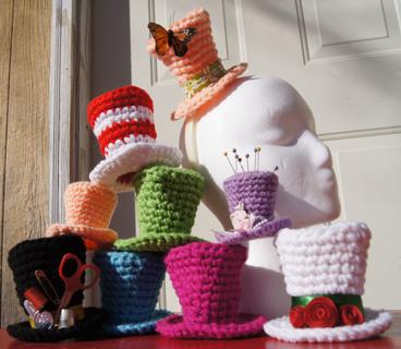 cd26d651f49 Free  Mini Top Hat pattern - Crochet - Listia.com Auctions for Free ...