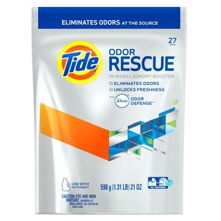 Tide Odor Rescue with febreze 1 pod