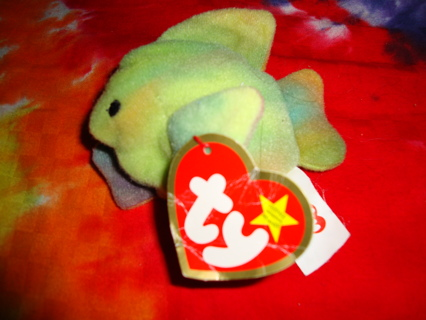 c34692d1f07 Free  TY mini Beanie baby Coral The Fish with tag - Dolls   Stuffed ...