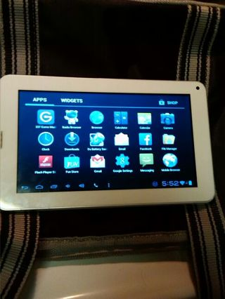 Phablet phone/tablet used please read.