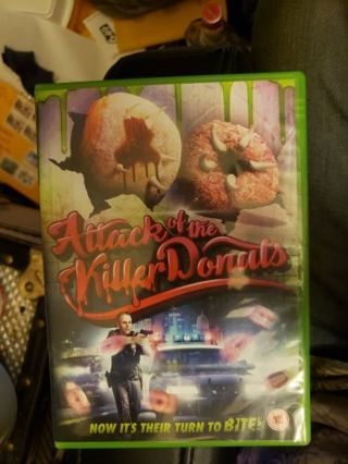 Attack of the the Killer Donuts