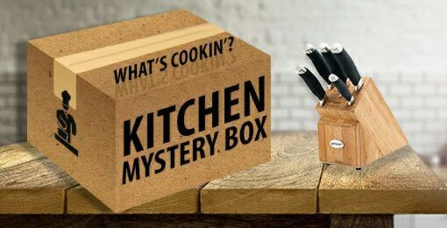 Kitchen and home mystery box!