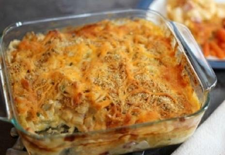 ☆ (New) Ham and Cheese Potato Casserole ☆