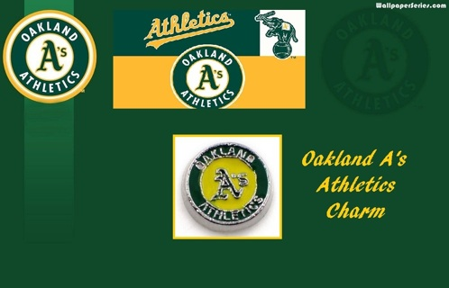 ⚾⚾⚾ Oakland A's ⚾⚾⚾ Living Locket Charm(s) ☆VERIFIED USERS ONLY PLEASE☆