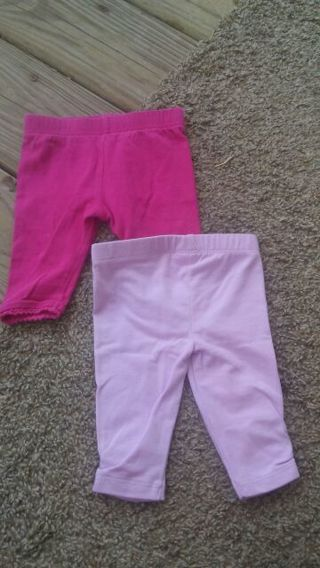 *Like new* 0-3 month pants