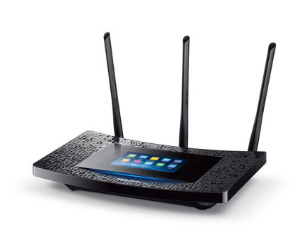 NEW* Dual-Band Wireless TP-LINK Touch Screen HIGH SPEED Gigabit Router!
