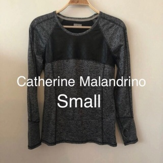 Catherine Malandrino Activewear Top • Small • Excellent • Free Shipping