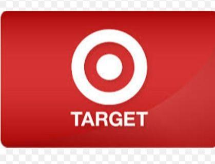 $5 Target Gift Card