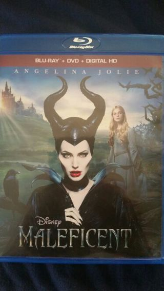 Digital copy of Maleficent. NO DMR POINTS. Movie only!