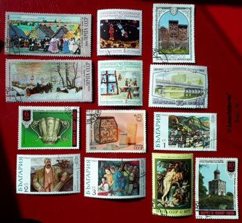 *CTO* Awesome * RUSSIA * Stamps *( Very Nice Selection )* *(Please Read Details)*