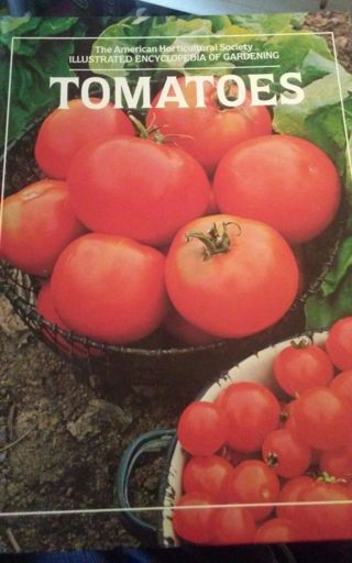American Horticultural Society, Tomatoes