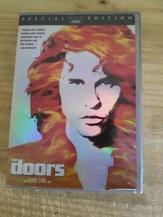 THE DOORS ARTISAN SPECIAL 2 DISC EDITION.FREE SHIPPING INCLUDED.BUY DVD/BLURAY GET SECOND ONE FREE.