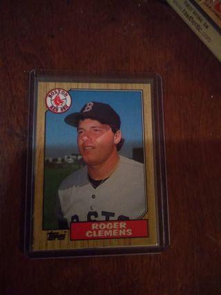 Roger Clemens 1987