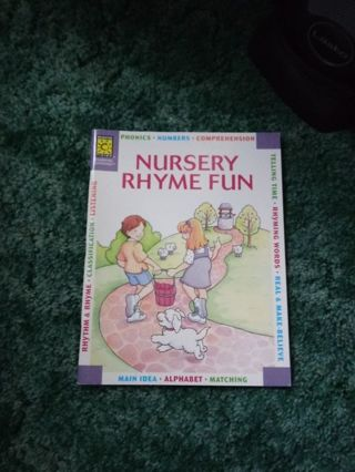 New Brighter Vision Preschool Book Nursery Rhyme Fun