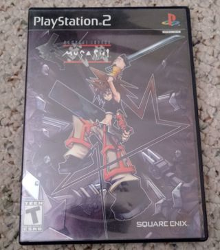 Musashi for ps2