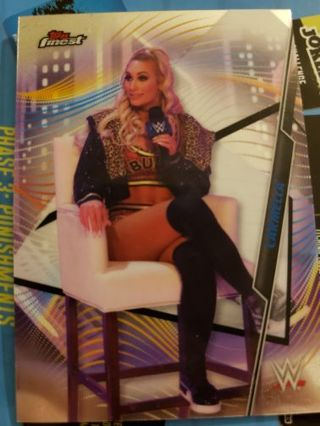 WWE Women Card Lot (2020)
