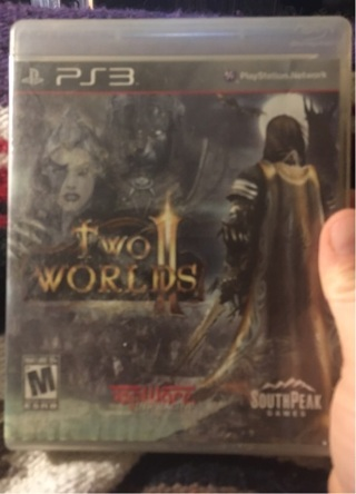 Two worlds for ps3