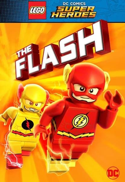 Free: LEGO DC Super Heroes: The Flash HDX-Vudu or