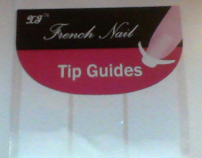 French Nail Tip Guides